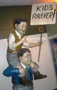 Kids forever Museum of Childhood Edinburgh